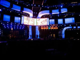 A view of the 2012 BMA stage/Rachel Been
