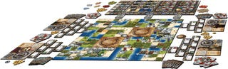 Illustration for article titled Sid Meier's Civilization: The Board Game Looks Wonderfully Complex