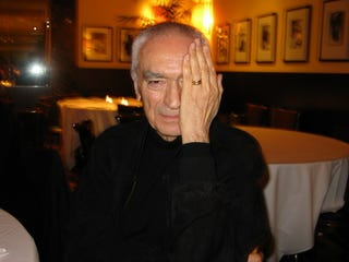 Illustration for article titled RIP Massimo Vignelli