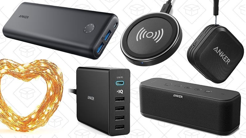 Illustration for article titled Here Are All of Anker's Black Friday Deals, Including Some Kinja Deals Exclusives