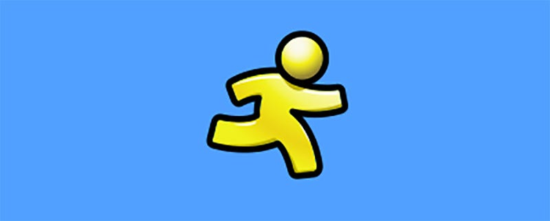 what we loved d about aol instant messenger