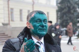 Illustration for article titled Ennyire zöld fejű embert még nem láttam