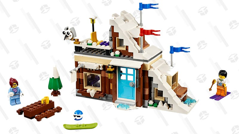 LEGO Creator Modular Winter Vacation | $20 | Target