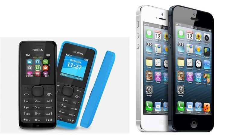 Illustration for article titled Ya se venden en el mundo más smartphones que móviles de gama baja