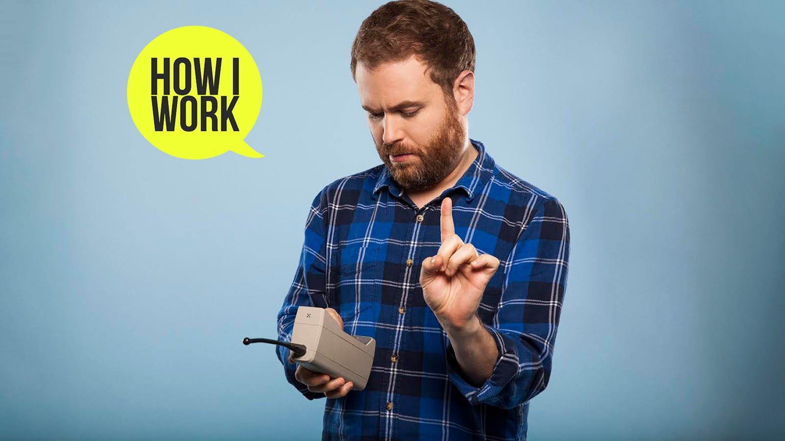 QnA VBage I'm CollegeHumor's Sam Reich, and This Is How I Work