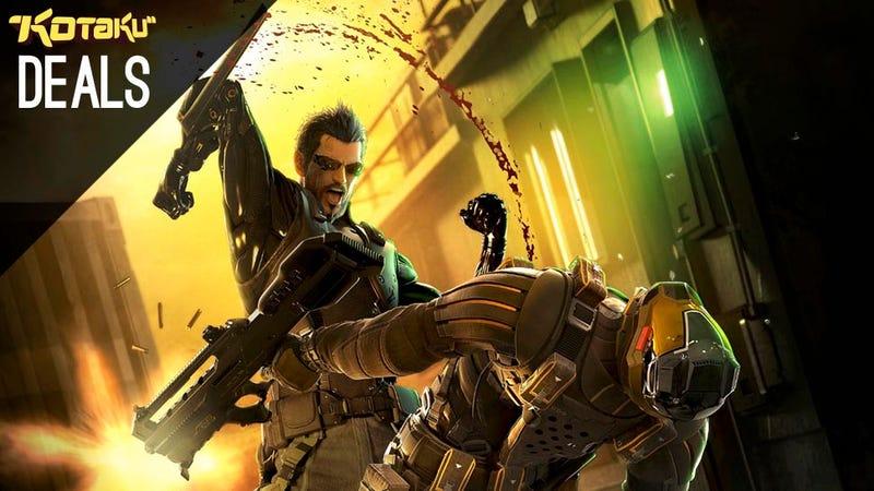 Illustration for article titled Deus Ex, Banner Saga, Kerbal Space Program, Torchlight II, BBC Docs