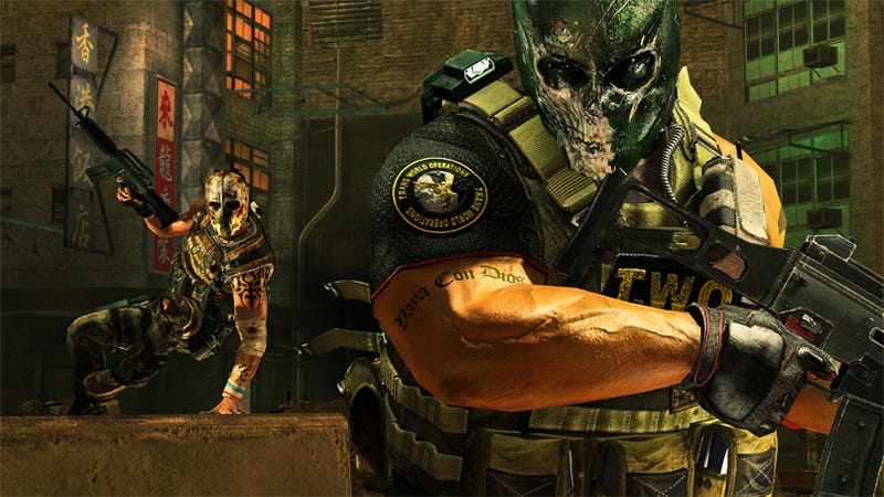Illustration for article titled Army Of Two: The 40th Day Is Official
