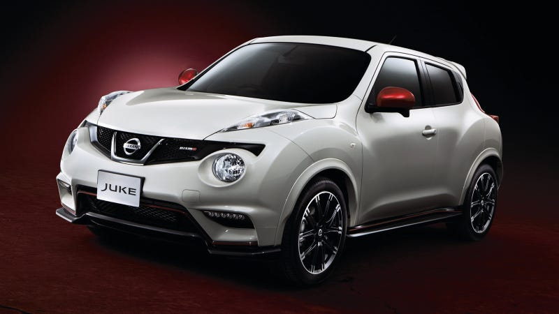 Illustration for article titled Juke Nismo Sales Top 3,700, GT-R Nismo Development On Track
