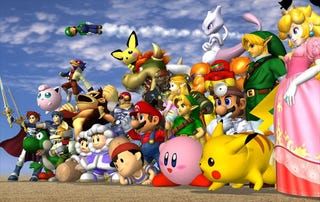 Illustration for article titled Smash Bros. Creator Tells Tales Of Game Development Hell