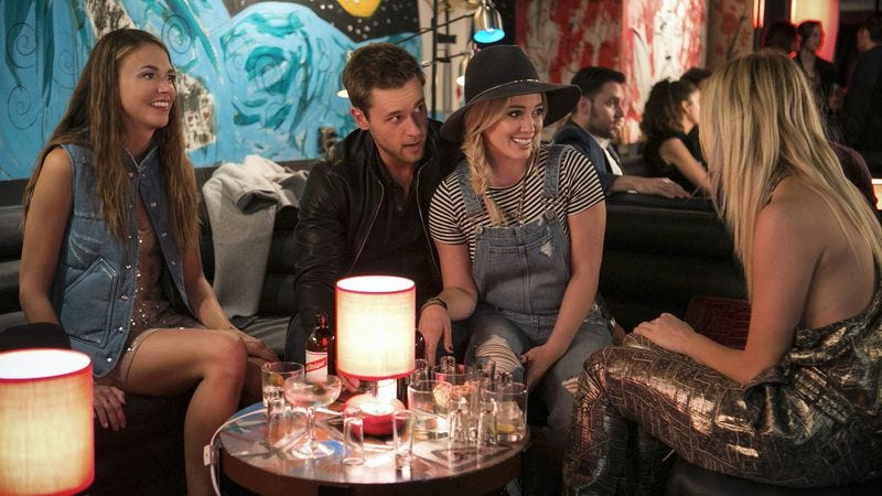 Sutton Foster, Dan Amboyer, Hilary Duff (TV Land)