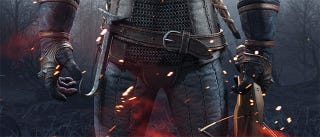 Illustration for article titled Sadly, Geralt Doesn't Have a Penis