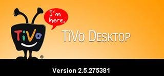 Illustration for article titled TiVo Desktop 2.5 Arrives