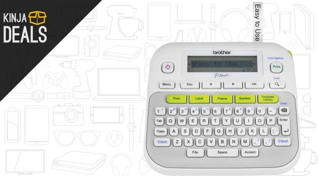For $10, Why Not Buy a Label Maker? | 1001 APPS Daily Digest