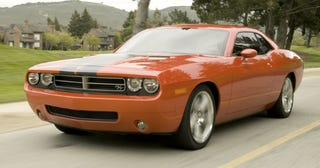 Illustration for article titled Dodge to Auction First 2008 Challengers