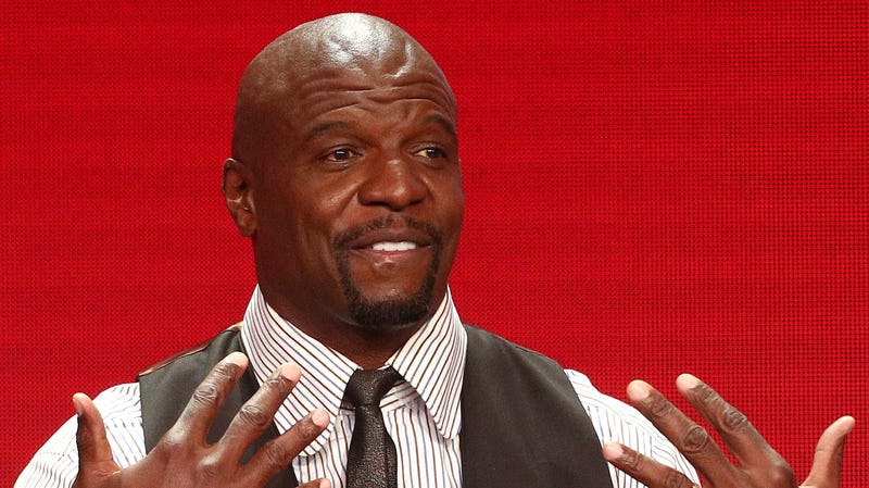Illustration for article titled Terry Crews to spend more time on our TVs, thank god