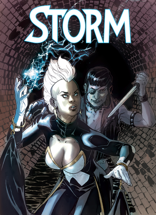 Illustration for article titled Storm #2 Goes Digging Underground (Spoilers)