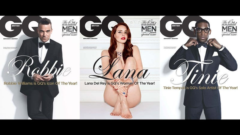 Illustration for article titled GQ Ran Out of Clothes for Its Woman of the Year