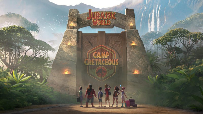 Jurassic World: Camp Cretaceous Animated Series on Netflix