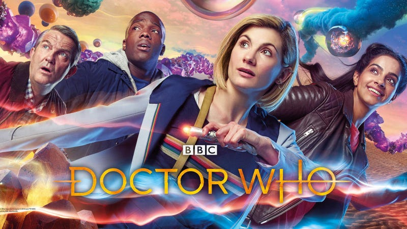 Illustration for article titled Any Doctor Who Fans on GT?