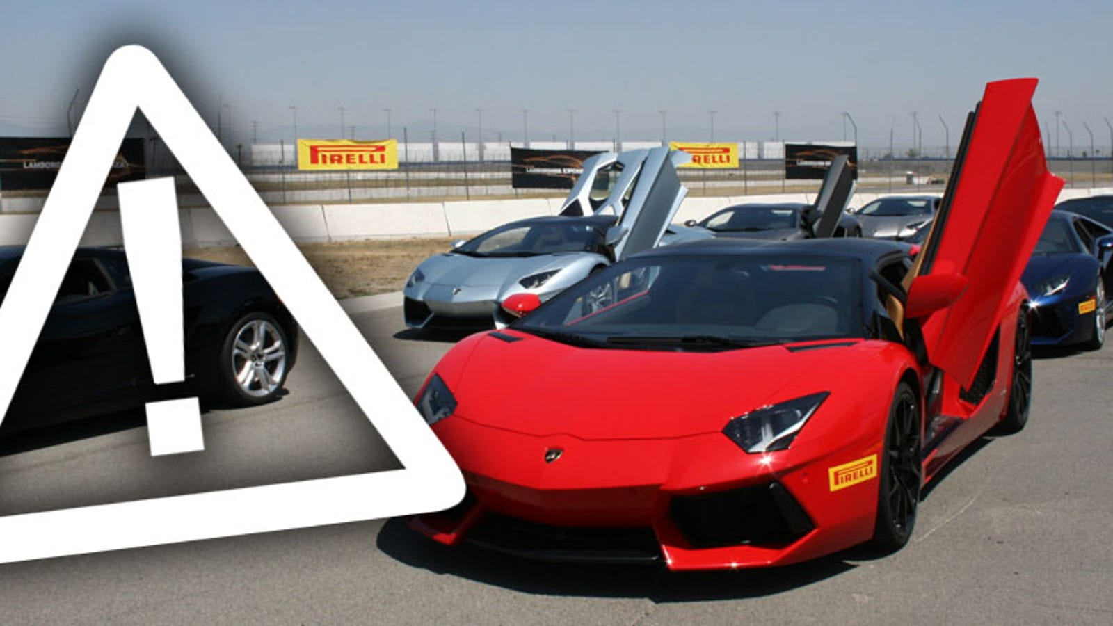Here S Some Stuff No One Else Will Tell You About The Lambo Aventador