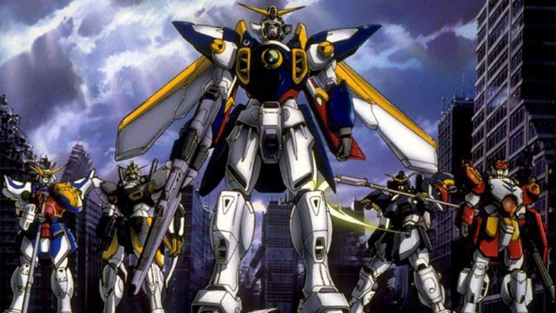 Illustration for article titled Gundam WingIs Finally Coming to Blu-ray in the US
