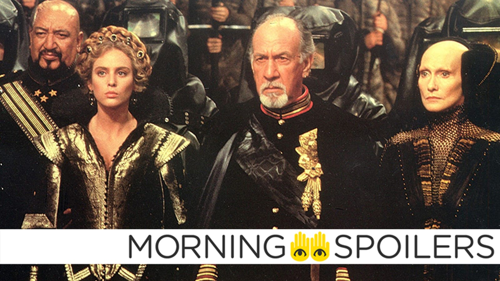 Updates on Dune, the Game of Thrones Prequel, and More