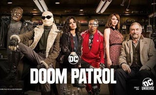 Illustration for article titled New Character Promos Are Available for the Doom Patrol