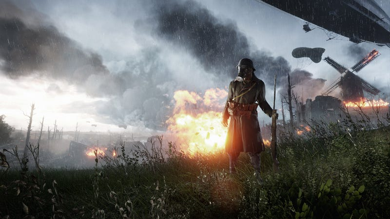 Illustration for article titled The Future Of Battlefield 1
