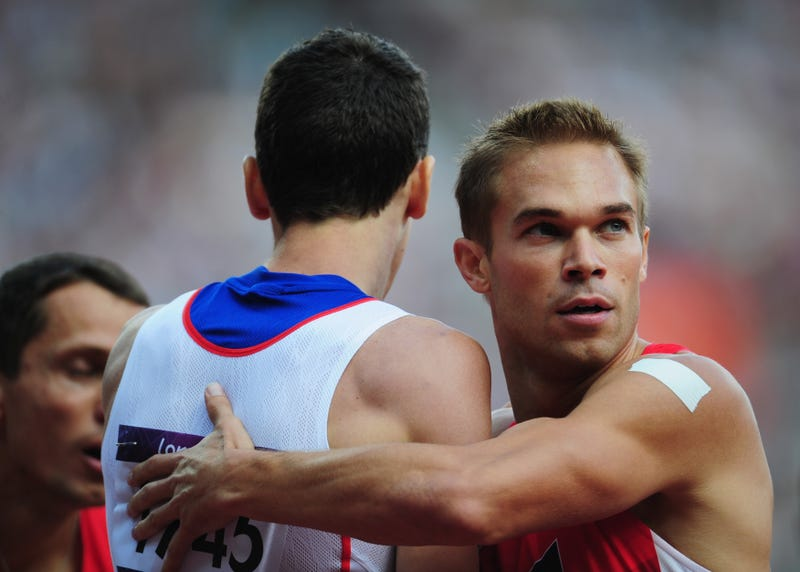 Illustration for article titled Nick Symmonds Is Auctioning Ad Space On His Body To Stick It To USA Track And Field