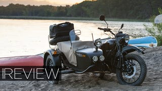 2015 Ural Sidecar Review: WWII Soviet Tech On (And Off) The Road Today