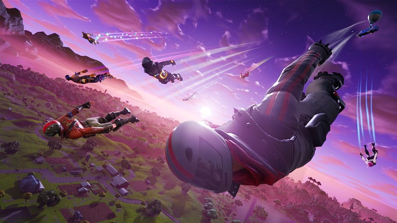 Fortnite On Switch Has Built In Voice Chat, No App Required