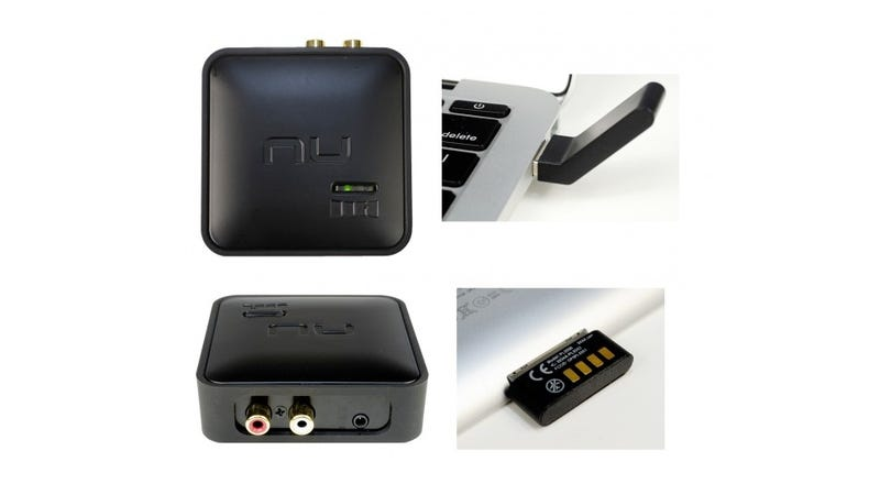 Illustration for article titled Stream High Quality Audio on the Cheap With NuForce's Air DAC