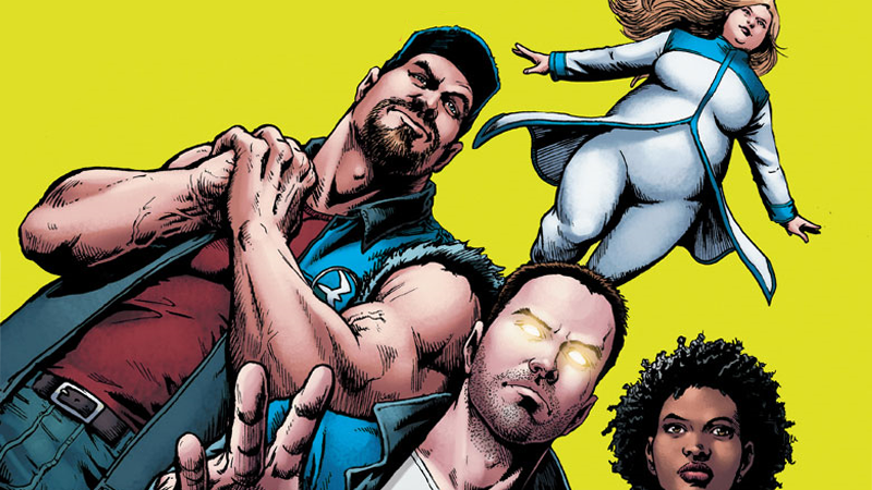 Illustration for article titled First Look Inside the Return of Valiant's Psionic Superteam, Harbinger Renegades