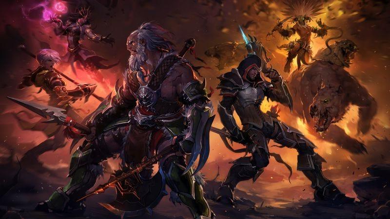 Art: Blizzard Entertainment