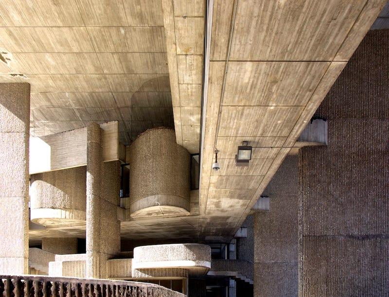 Beautiful Concrete Buildings : Boston s most controversial buildings prove that concrete