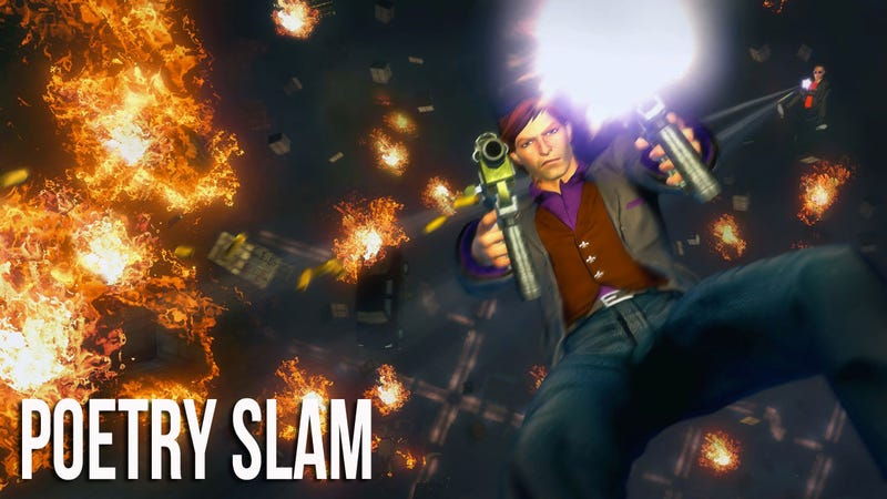 Illustration for article titled A Rip-Roaring, Rhyming Hands-On With Saints Row: The Third