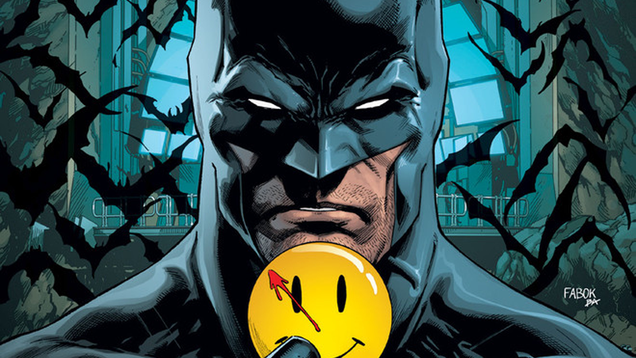 batman and the flash are teaming up to uncover dc rebirth s watchmen mystery