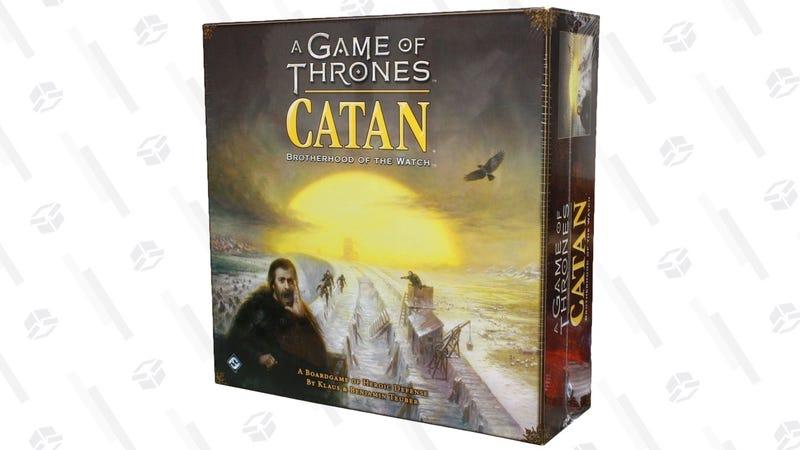 Game of Thrones Catan   $41   Amazon