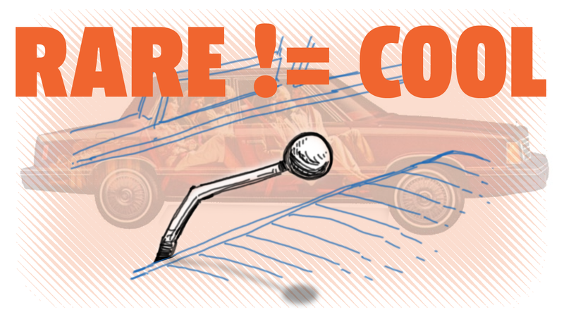 Illustration for article titled One Of The Rarest Cars I've Ever Been In Is The Holy Grail Of K-Cars