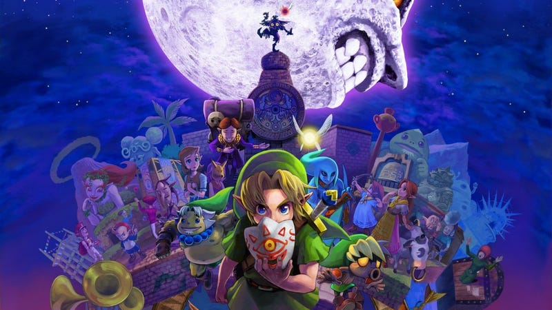 Illustration for article titled Majora's Mask: A Masterclass in the Use of Music
