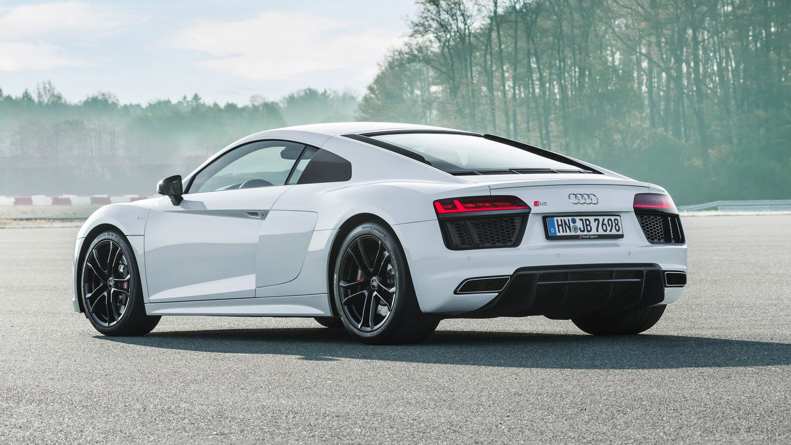 The Rear-Wheel Drive Audi R8 You Really Want Is Now The Cheapest