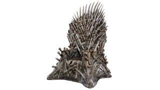 Illustration for article titled If You Buy The Game Of Thrones' Throne, You Either Win Or Go Broke