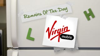 Illustration for article titled Remains of the Day: Virgin Mobile Accounts Are Incredibly Easy to Hack