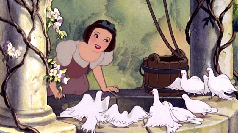 Image: Snow White, Disney