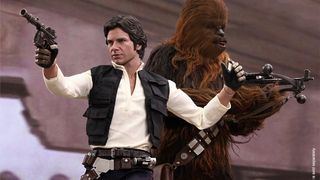 Illustration for article titled Hot Toys' first ever Star Wars figures are absolutely stunning