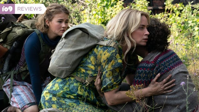 A Quiet Place Part II Is a Super Solid, Edge-of-Your-Seat Sequel