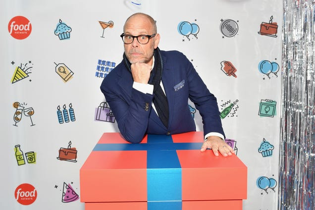 Alton Brown is just as unhinged as the rest of us right now