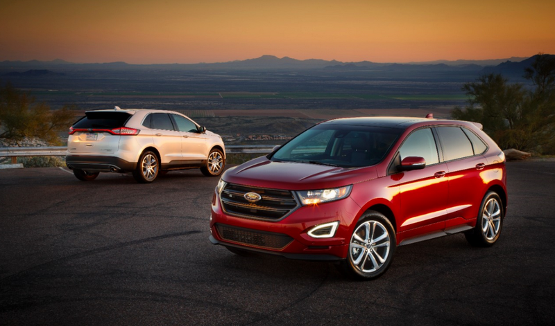 The Ford Edge Is Car It Does Car Things What Do You Need To Know Before You Buy One Dont Worry Well Tell You Everything Right Here In Our Buyers