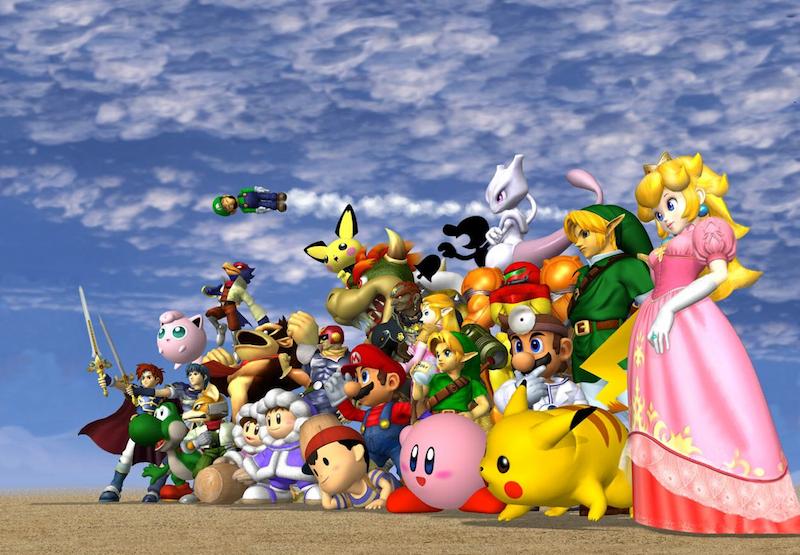 Illustration for article titled EVO 2016'sSuper Smash Bros. Melee Entrants Nearly Equal Smash 4's