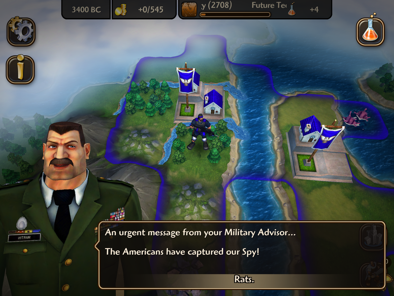 Illustration for article titled A Quick Look at Civilization Revolution 2